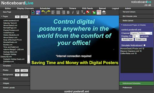 digital-signage-editor