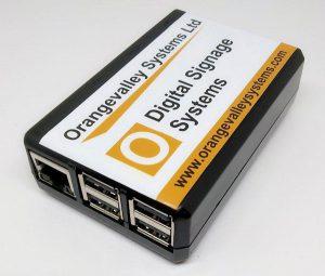 Raspberry Pi Digital Signage Player