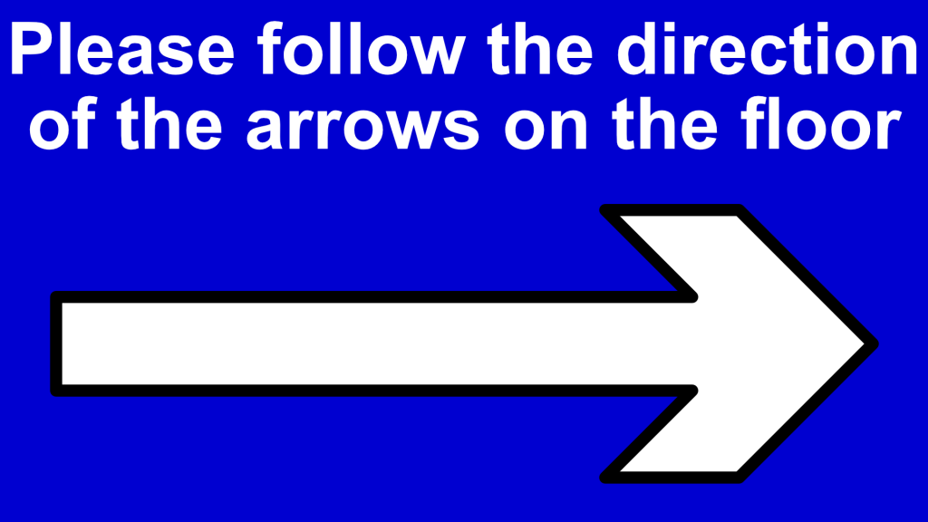 Follow Arrows