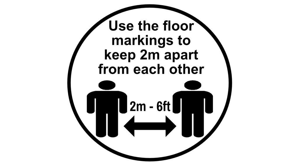 Use Floor Markings