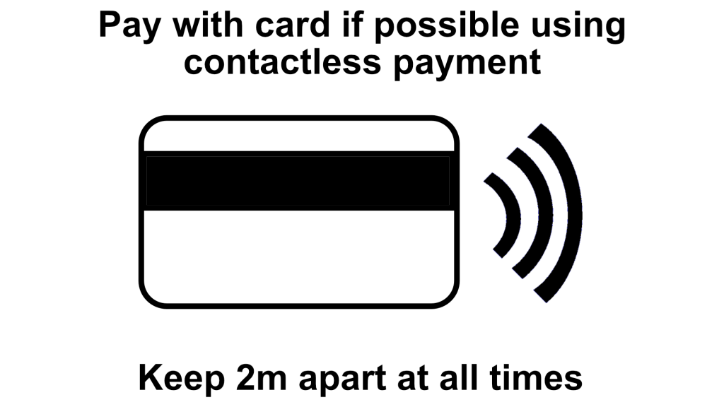 Use Contactless Payment