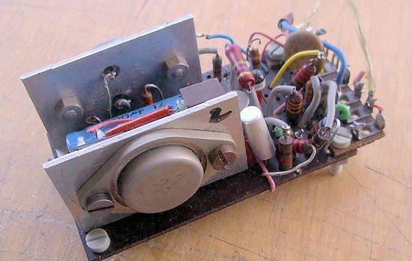 Sinclair z1 amplifier module