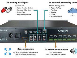 amplipi audio amplifier